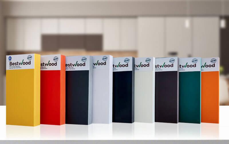 Colour Board - High Density PVC Foam Board